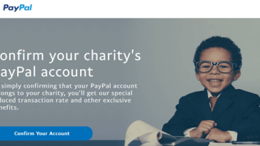PayPal For Nonprofit