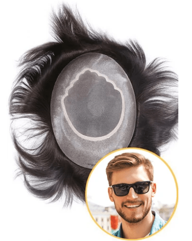 Apollo new fine mono hair replacement system