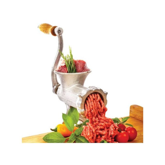 Hand Operated Meat Mincer Grinder