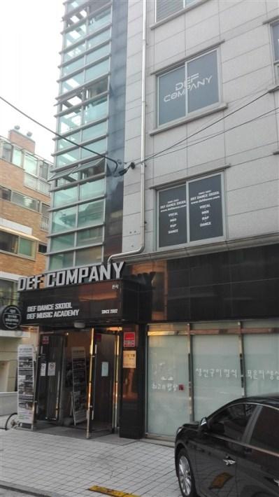 Def dance skool Blog Corée du Sud - the korean dream