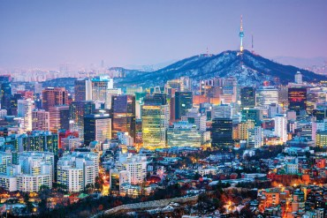 Seoul Arrivé à Séoul - The korean dream