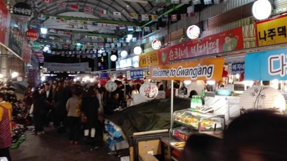 GwangJang street food - Blog Corée du Sud - The korean dream