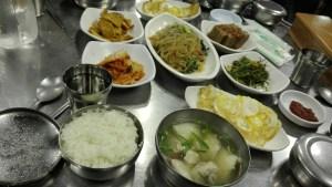 banchan budget pour seoul - blog corée du sud - the korean dream