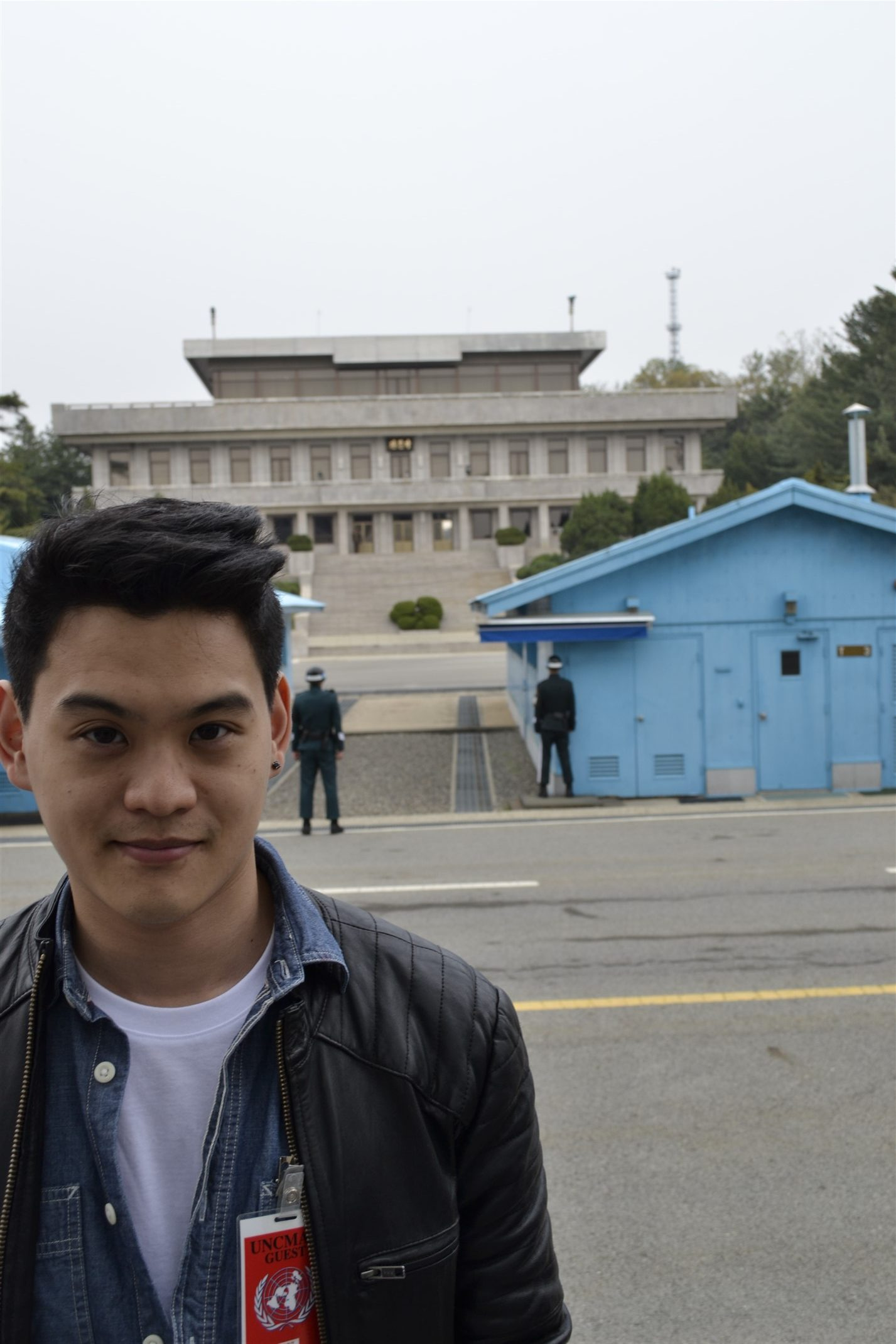 visite - DMZ - JSA - Corée du nord - blog Corée du sud - the korean dream