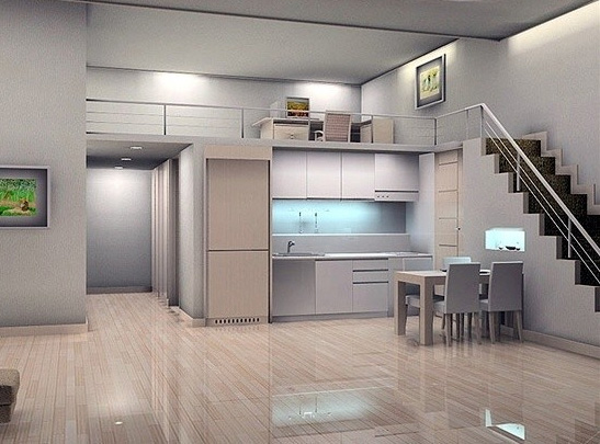 Appartement seoul mode d 39 emploi et ordre de prix the for Appartement design sims 3