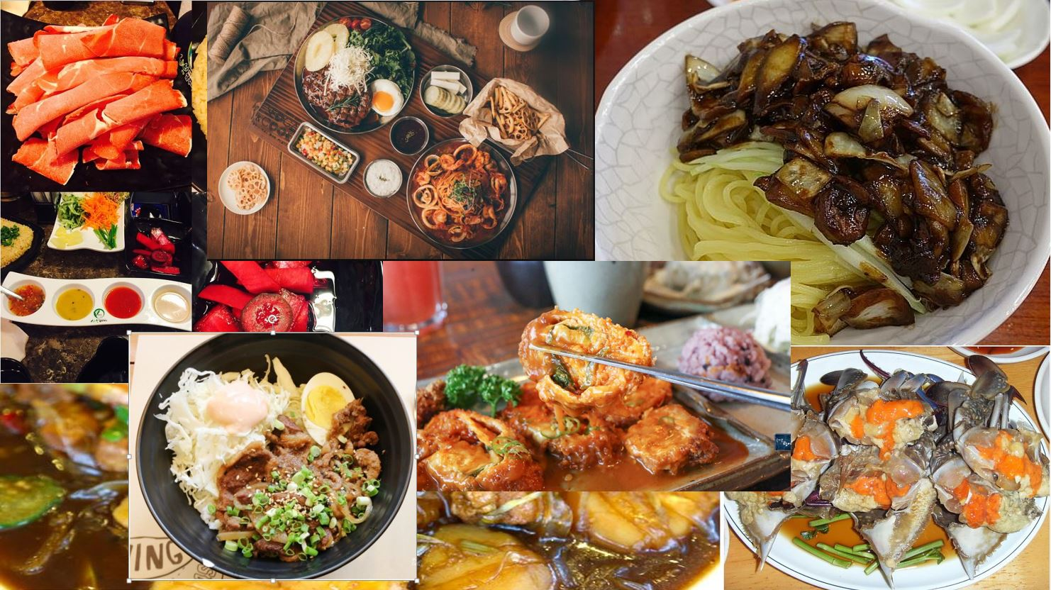 restaurants coreens - blog coree du sud - the korean dream