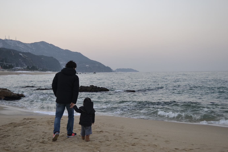 Lever du soleil Gangneung - blog coree du sud - the korean dream 47