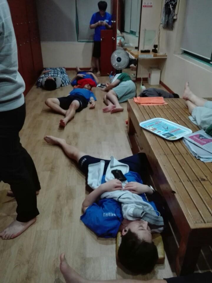 Jjimjilbang Gangneung - blog coree du sud 3 - the korean dream