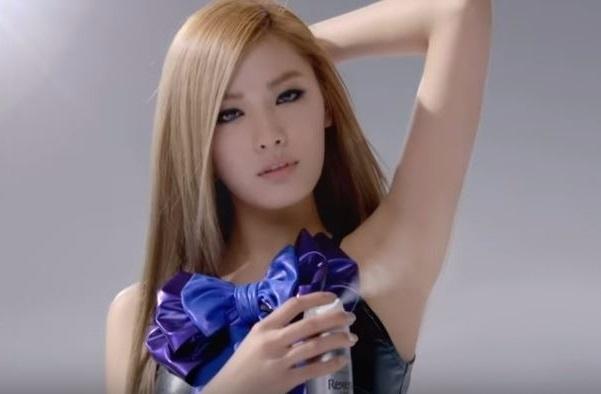 Pourquoi c'est si difficile de trouver du déodorant en Corée du sud ?
