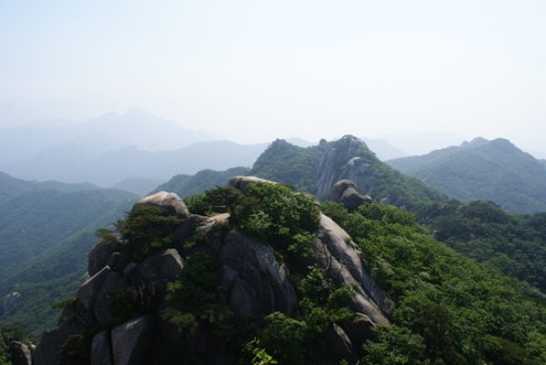 Bukhansan national park - top10 Parcs - blog coree du sud - the korean dream 2