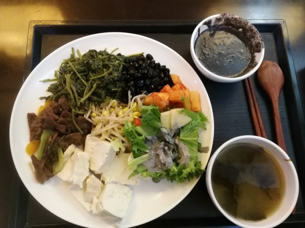Manger vegetarien a seoul - The korean dream - Blog coree du sud 25