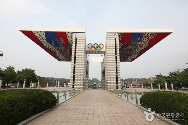 Olympic park Seoul top10 Parcs - blog coree du sud - the korean dream 3