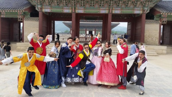 Gyeongbukgung 30000 wons activites - The Korean Dream - blog coree du sud 4