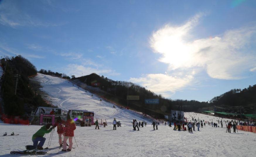 Faire du ski en Corée, mode d'emploi