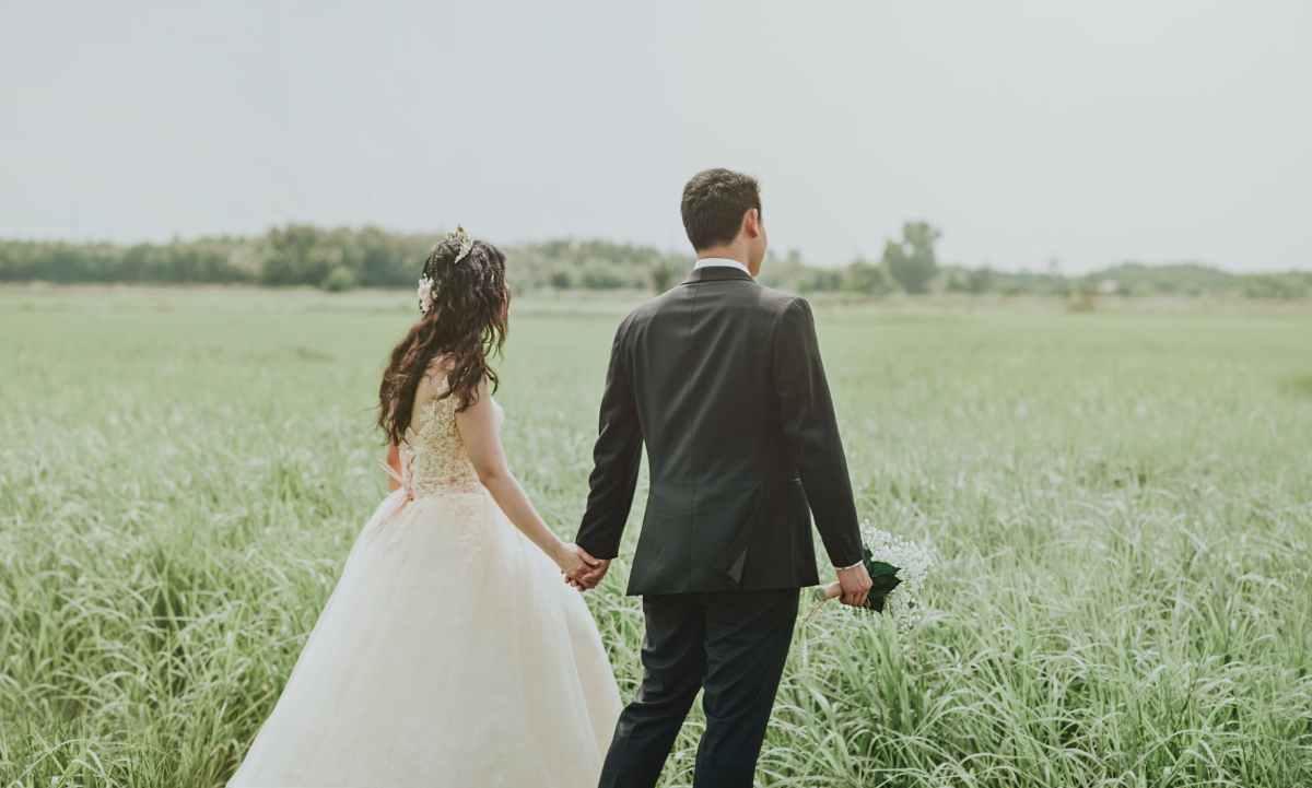 Un mariage Franco-coréen très touchant