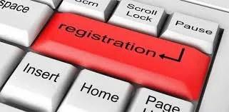 Korean registration