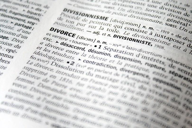 Divorce in Korea