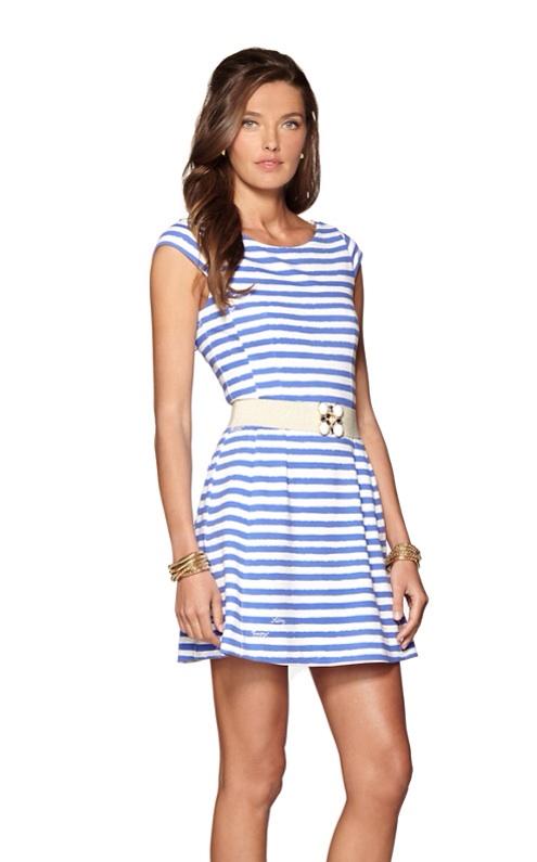 Lily Pulitzer Briella Fit & Flare Dress