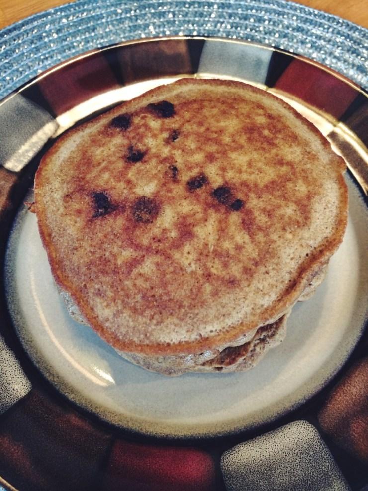 Whole Wheat Pancakes 3