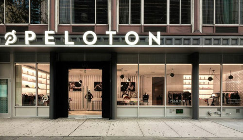 Peloton Cycle Studio