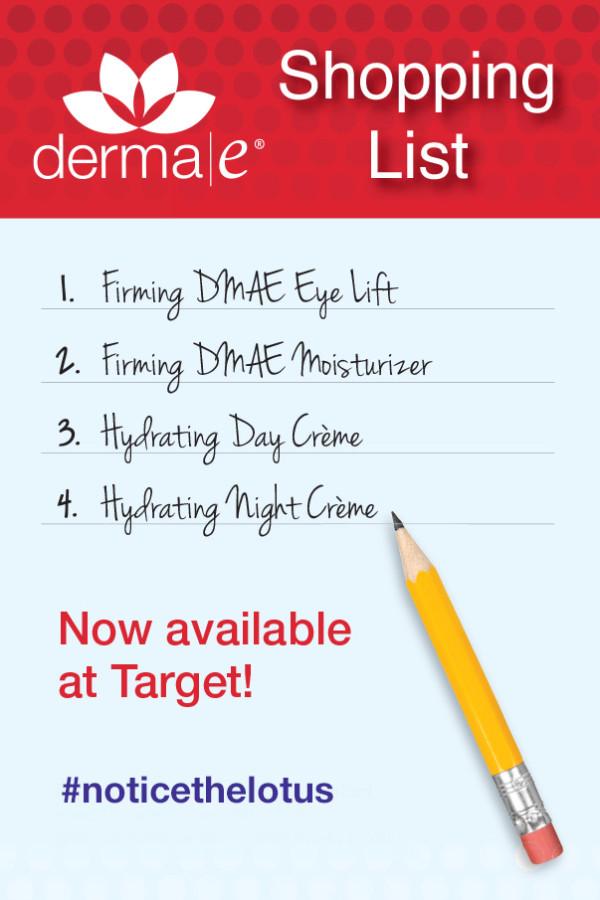 Target Shopping List
