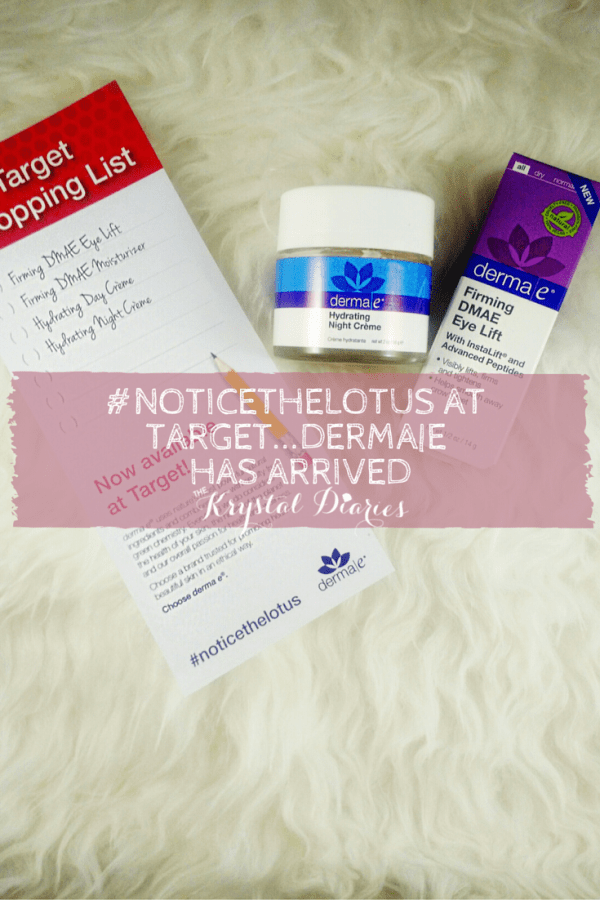 Derma e hydrating day cream target