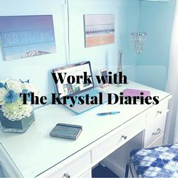 Work with The Krystal Diaries