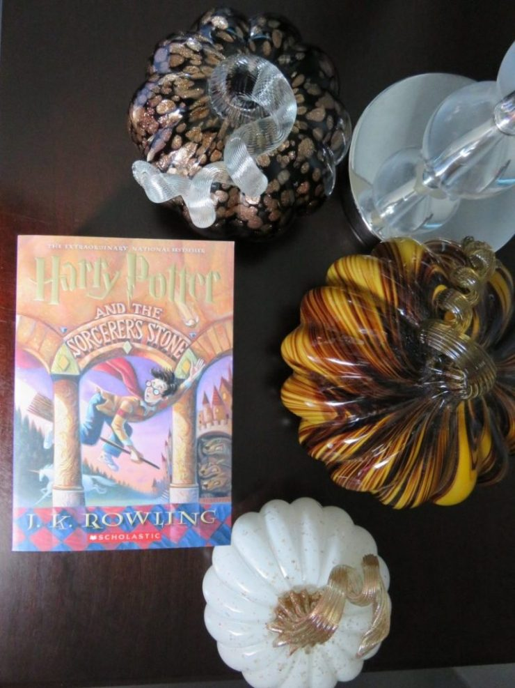 Books I'm Reading this Fall // The Krystal Diaries