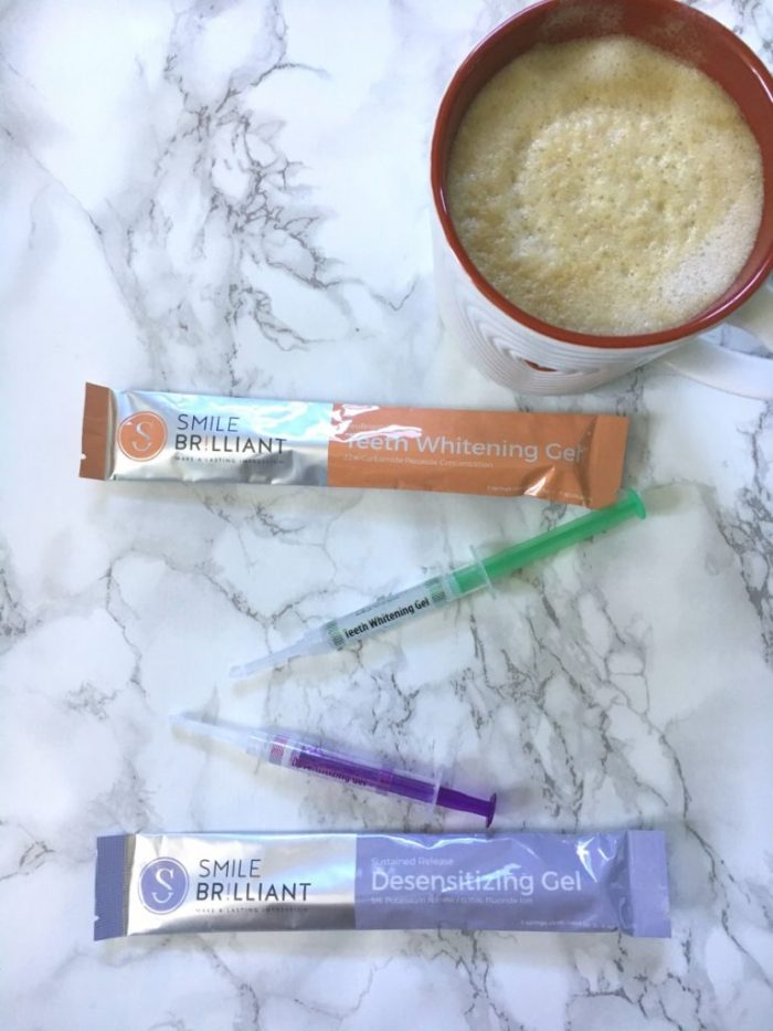 Smile Brilliant Teeth Whitening Review & Giveaway // The Krystal Diaries