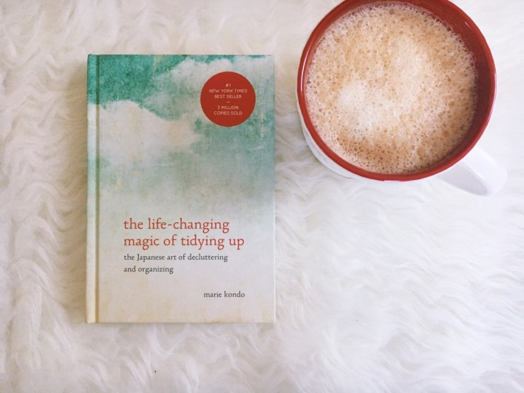 The Life Changing Magic of Tidying Up // The Krystal Diaries