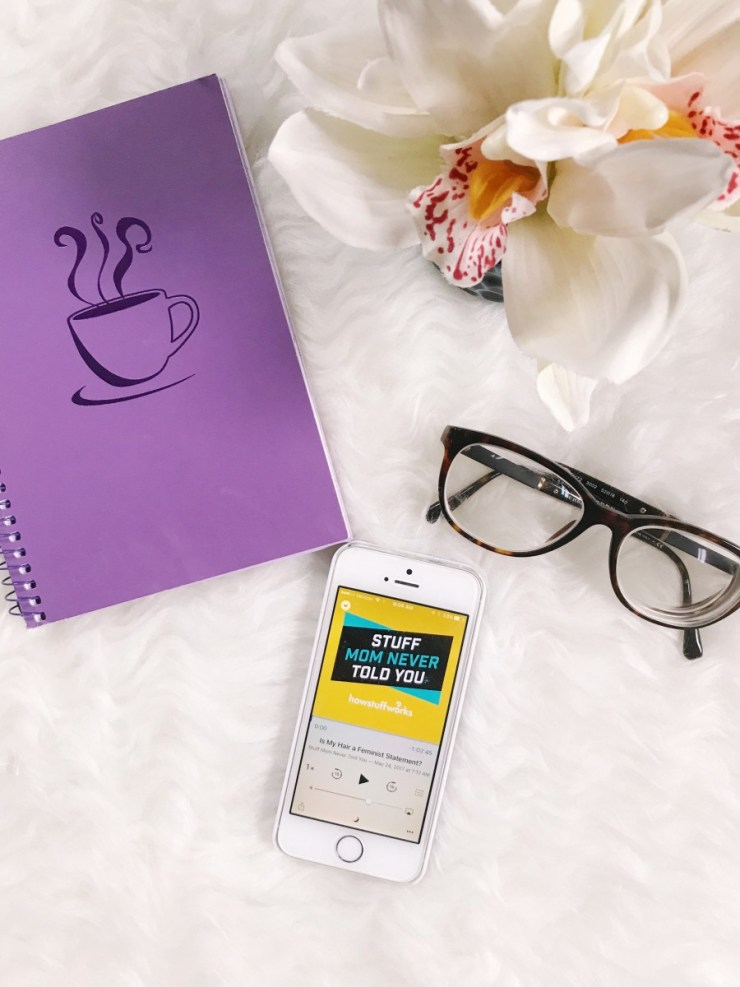 Best Podcasts To Listen To // The Krystal Diaries