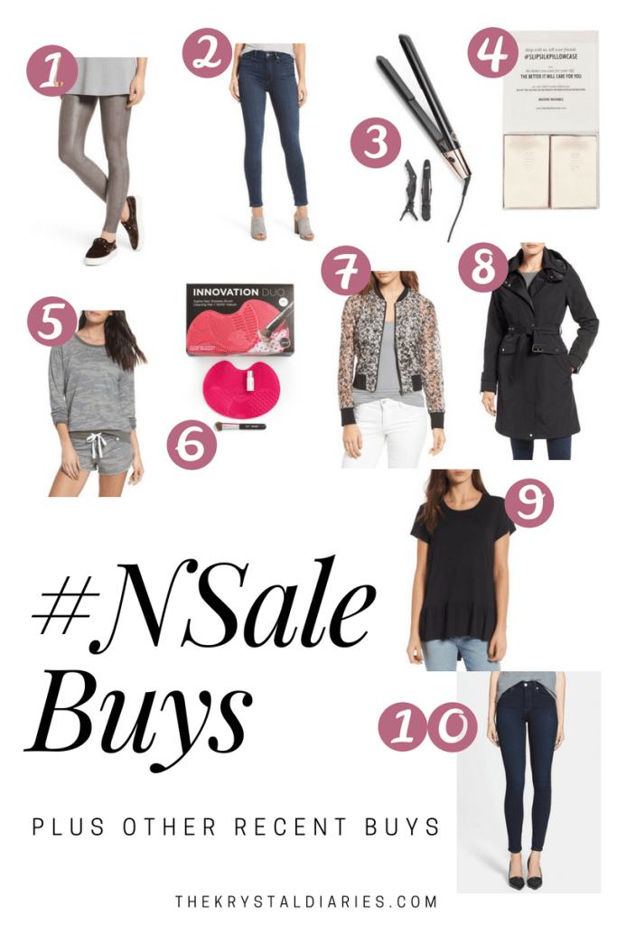 #NSale Buys 2017 // The Krystal Diaries