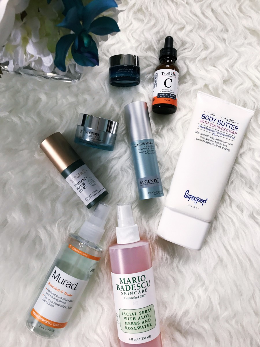 My Favorite Anti-Aging Products