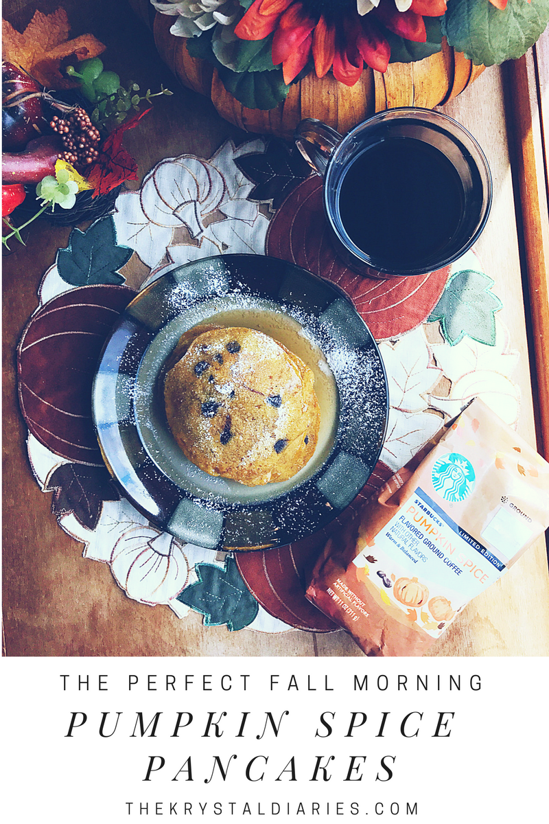 The Perfect Fall Morning Breakfast