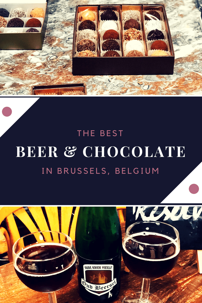 The Best Brussels Beer and Chocolate Tour with The Brussels Journey