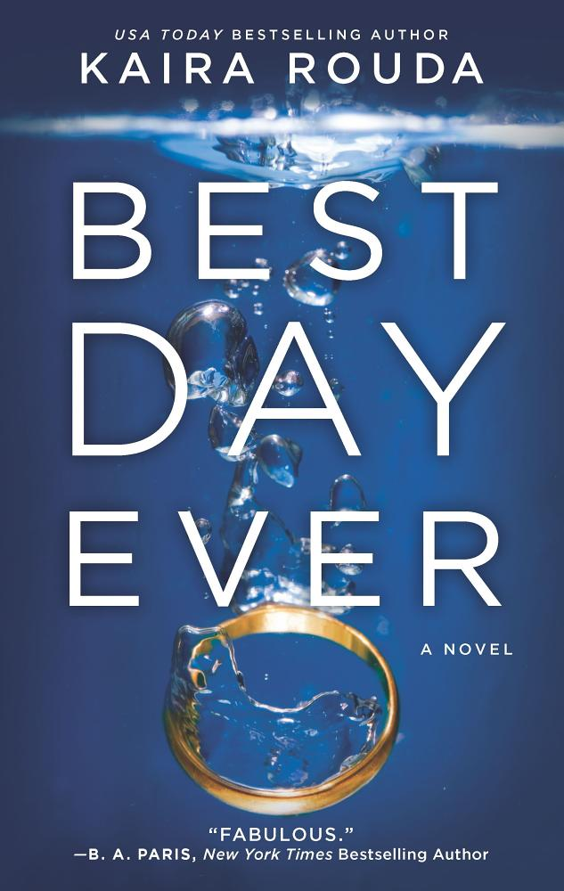 Book Cover: Best Day Ever