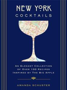 Book Cover: New York Cocktails