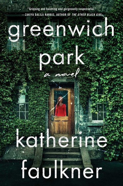 Book Cover: Greenwich Park