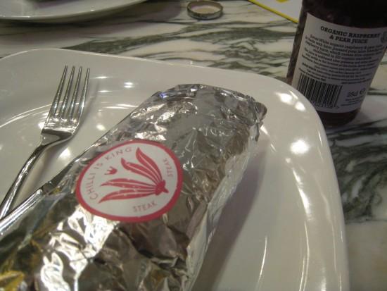 Nineteen Ten Burrito
