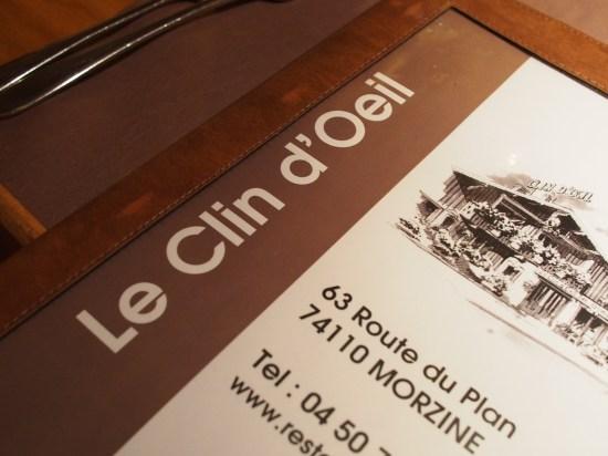 Le Clin D'Oeil