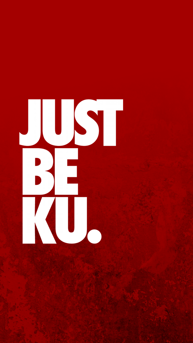 Here are some iPhone Wallpapers you can use as reminders to BE KŪ.