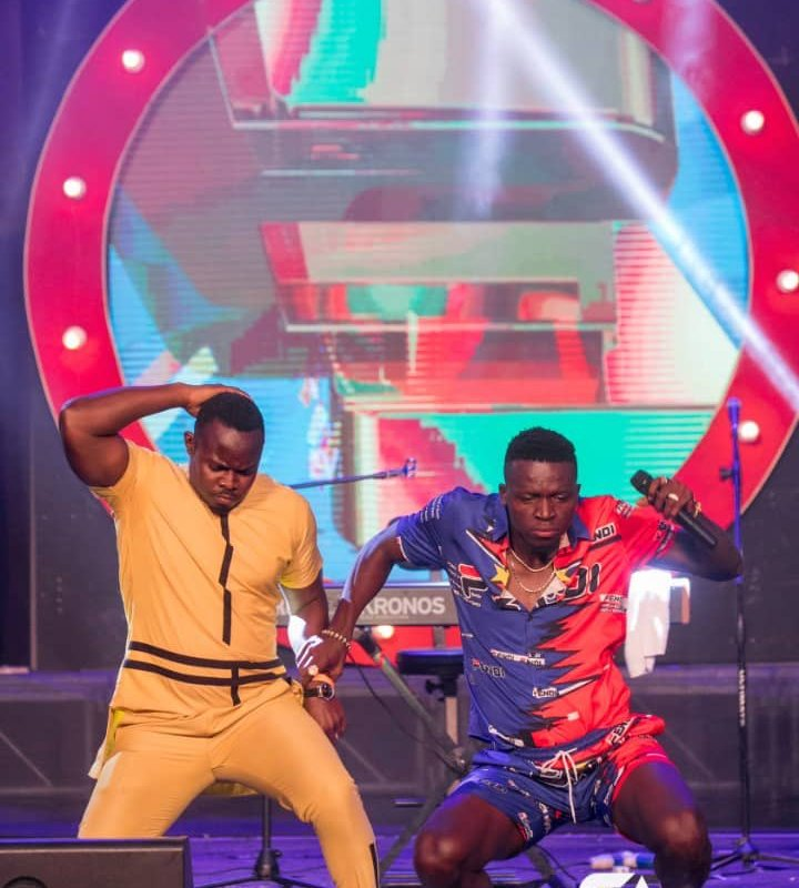 Easter Comedy Show 2019: Comedians OB, Waris dazzle as Nigerian acts plateau at Event Factory annual event