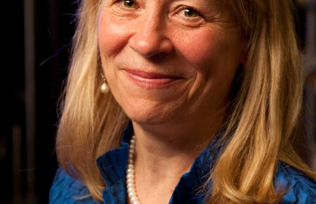 Dr. Geri Richmond, chemistry professor at the University of Oregon. (Photo provided by Dr. Greg Slough)
