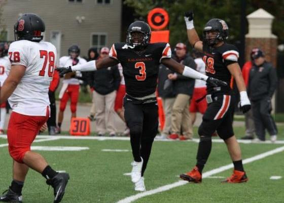 Kalamazoo College Football.