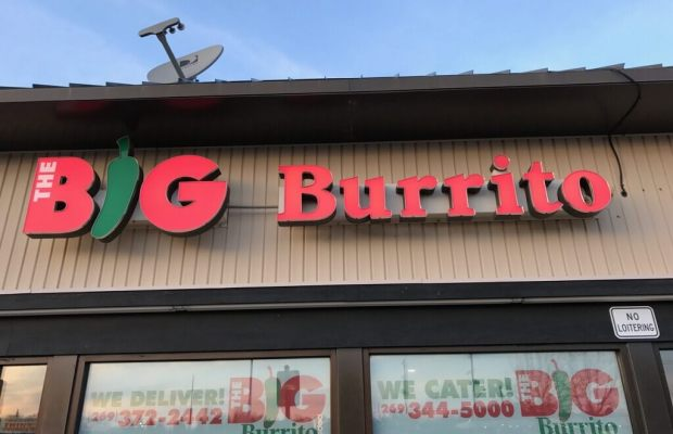 Kalamazoo's The Big Burrito caters to students and residents alike (The Index).