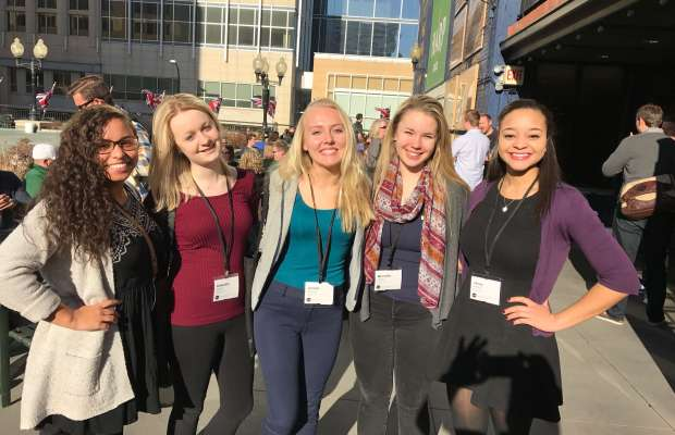 The Index attended The Best of the Midwest College Journalism Convention in Minneapolis.