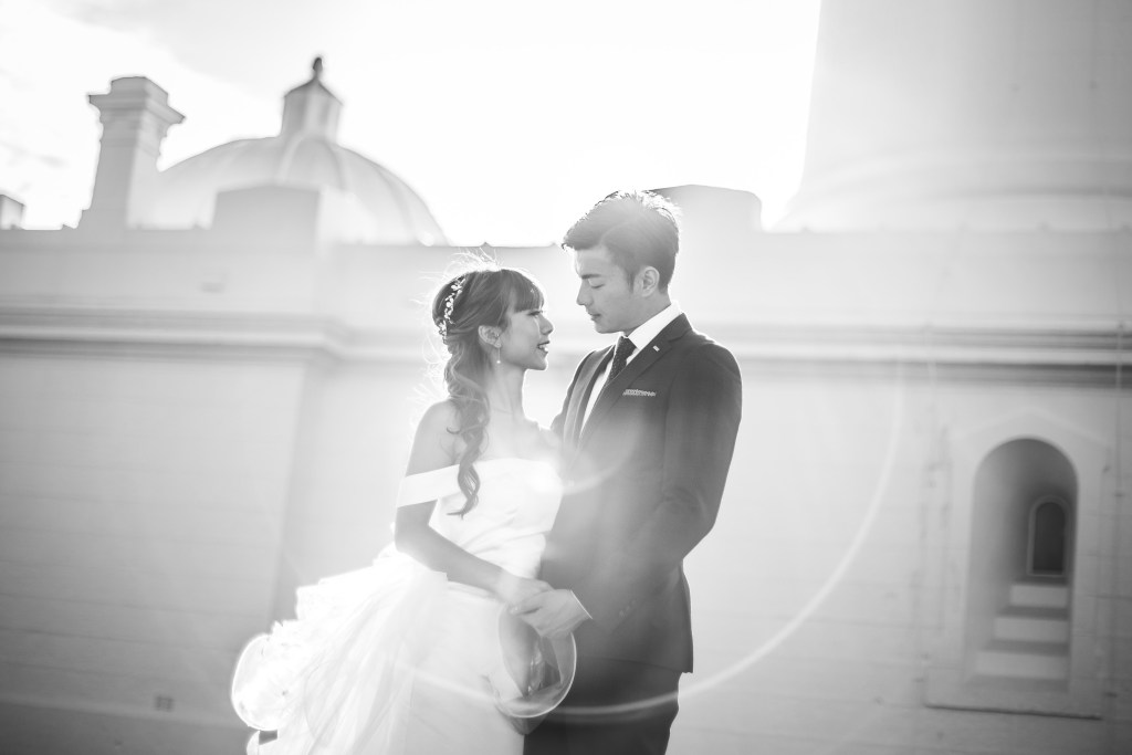 The Lacy Day Pre-wedding Photography Macquarie Lighthouse