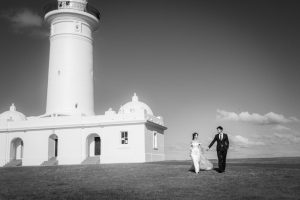 The Lacy Day Macquarie Lighthouse Pre-wedding