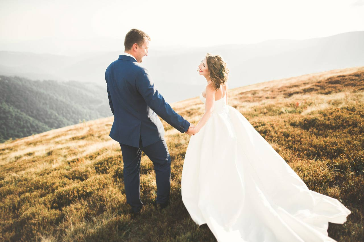 Blue Mountain Elopement