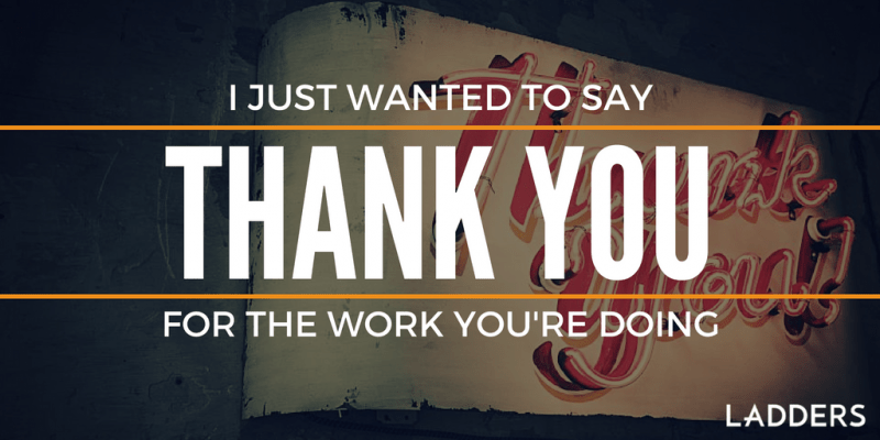 Work I Appreciate You